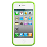О цветных бамперах и белом iPhone 4.