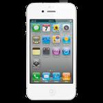 iPhone 4 white, после первых 10 дней эксплуатации.