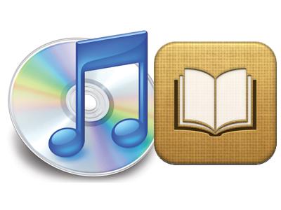 iTunes-iBooks