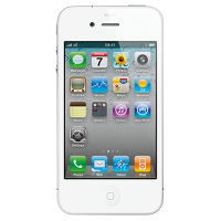 Оригинальные iPhone 4 белого цвета в Москве!