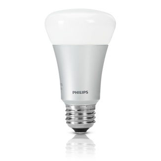 Лампы Philips Hue Connected Bulb — Starter Pack с управлением через iPhone и iPad