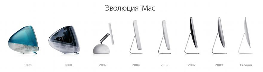 imac-evolution