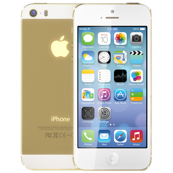 Apple-iPhone-5s-White-Gold