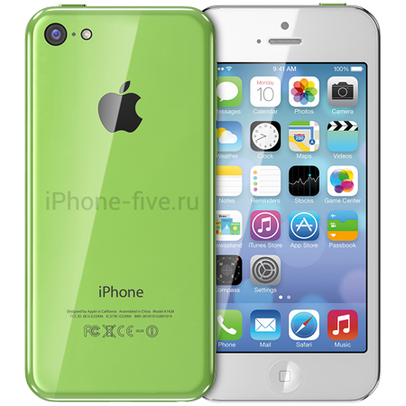 iPhone 5c на сайте iPhone-five.ru