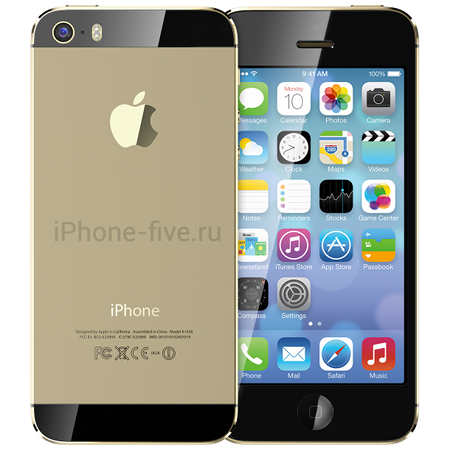 iphone-5S-champagne-black