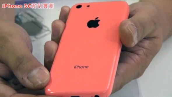 iphone-5c-scratch-test