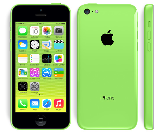 2013_iPhone_5c_green