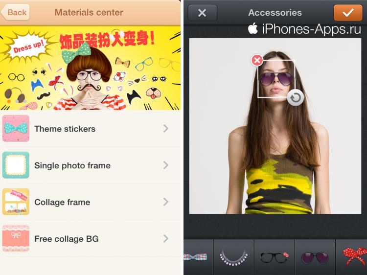 Как создать клип из фото на айфоне