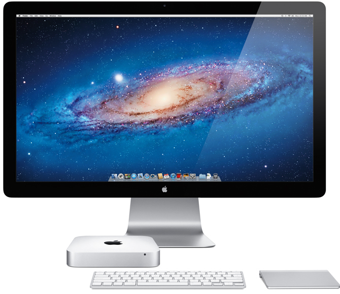 mac-mini-mid-2011-apple-thunderbolt-display-magictrackpad