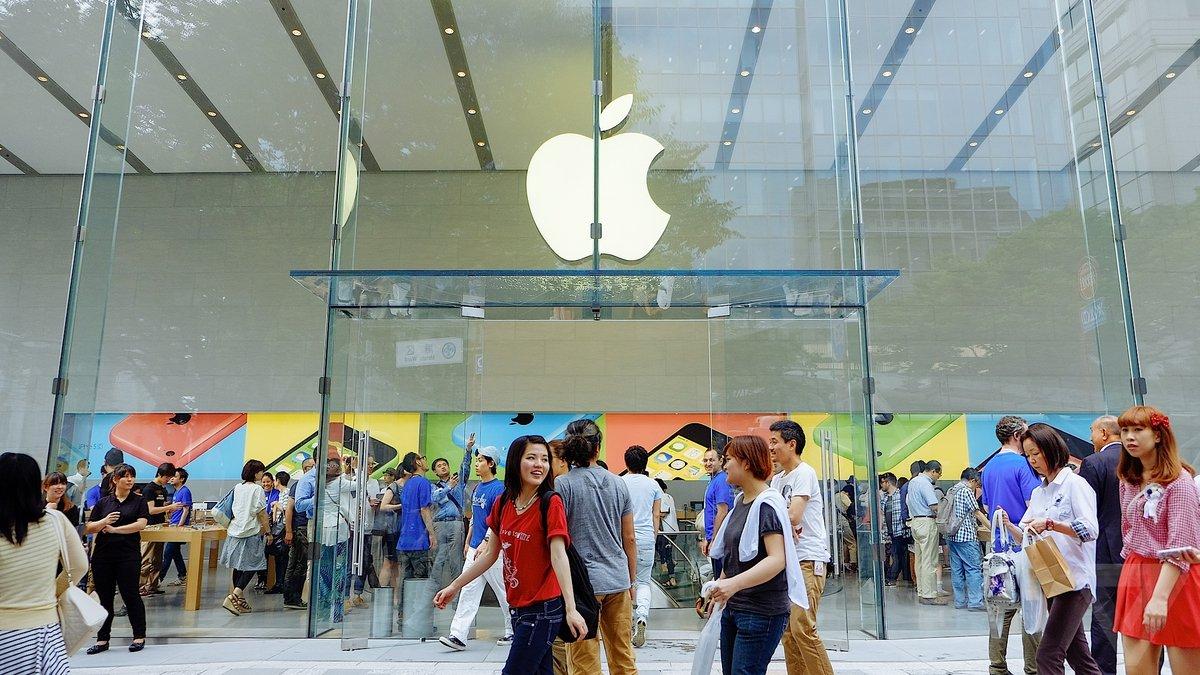 Apple-Store-Tokio