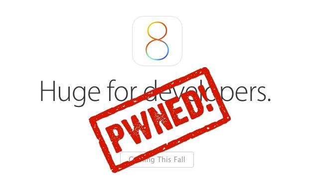 iOS8-pwned